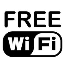 Free wifi at Bank Street Cafe and Grill Geneseeo